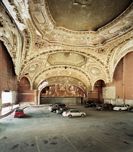 1929 Michigan Theater in Detroit